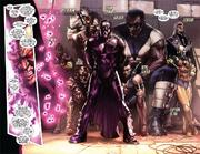 Anti-Venom joins the Revengers
