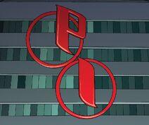 Parker Industries (Earth 616) Logo
