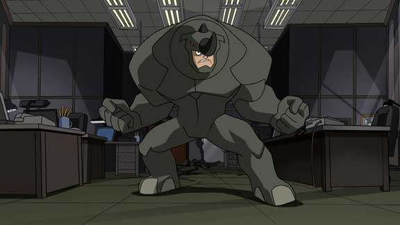 Spiderman movie rhino - photo#18