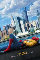 Spider-Man Homecoming poster 01
