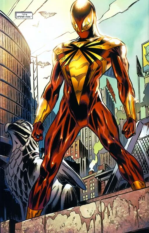 Iron spiderman vs spiderman - photo#25