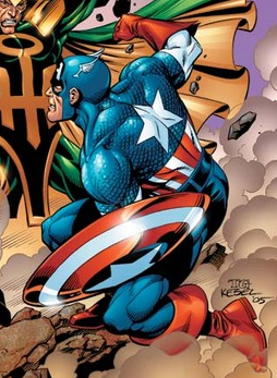 Steven Rogers (Earth-982)