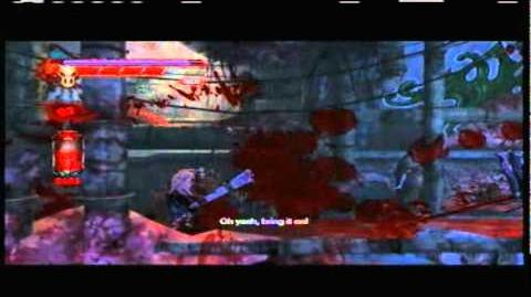 Splatterhouse Playthrough Part 6 In The Shadow of The Abyss 1 2