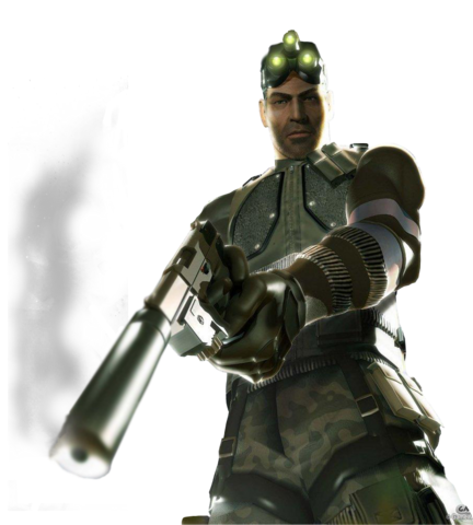 File:Splinter Cell Wallpaper Render by Wth Iz This.png