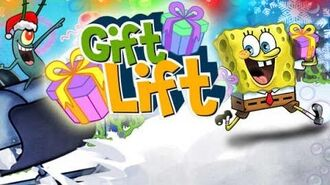 SpongeBob Gift Lift
