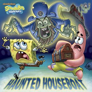 Haunted Houseboat book