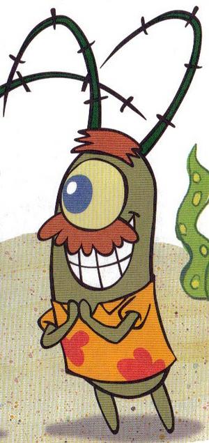 Plankton s daddy