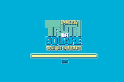 SpongeBob's Truth or Square (online game) - Loading screen