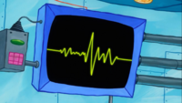 SpongeBob SquarePants Karen the Computer S9-Wall