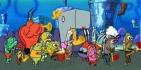 Bikini Bottom Super Band