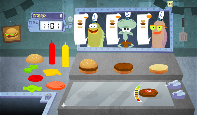 File:SpongeBob, You're Fired! (online game) - Krusty Krab job.png
