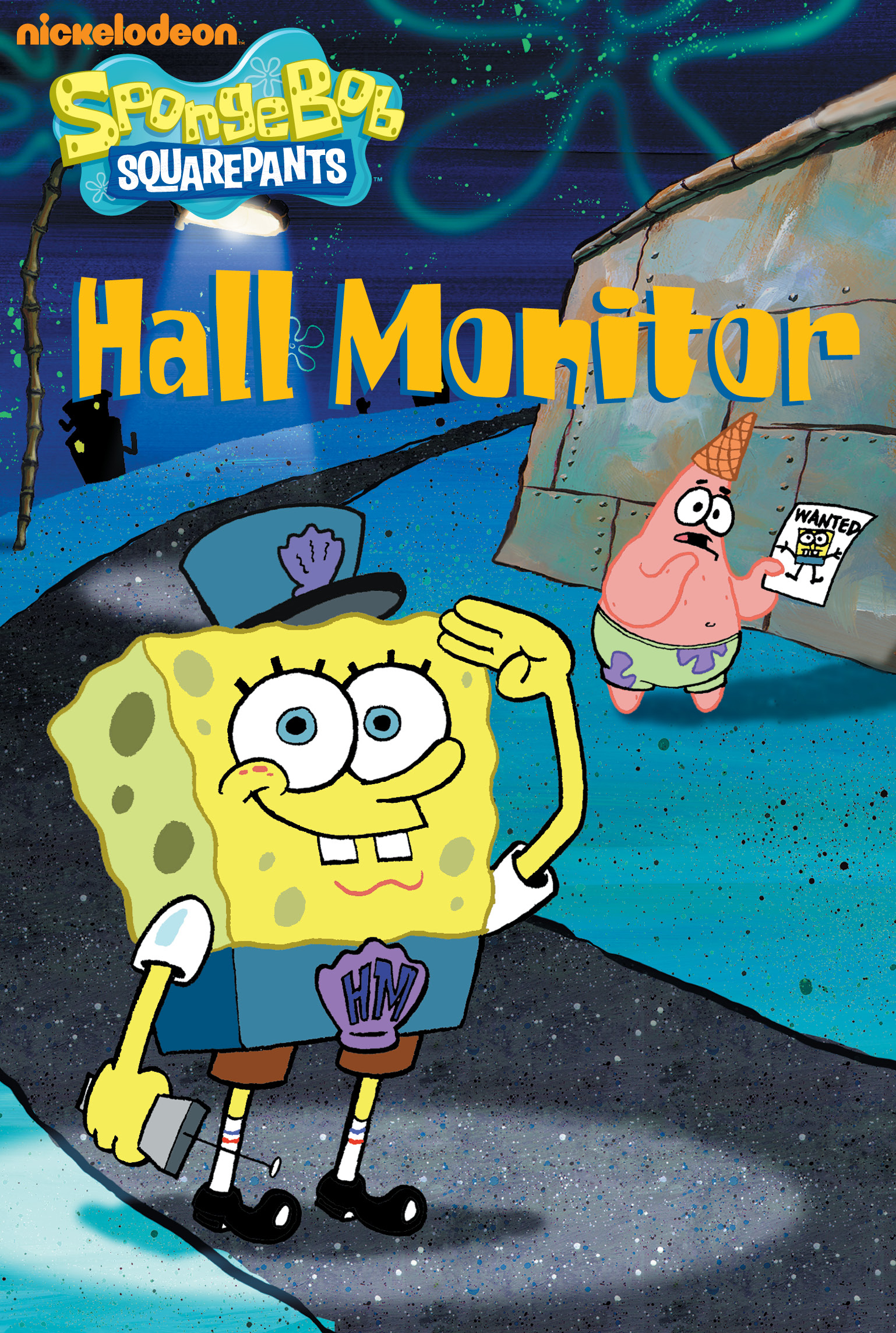 File:Hall Monitor book reprint cover.jpg