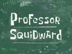 Professor Squidward