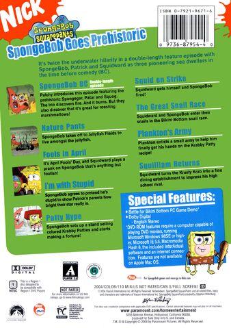 File:SpongeBob Goes Prehistoric DVD Back Cover.jpg