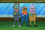 Squidward's Lawyers