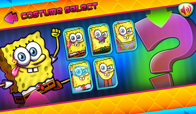File:Bikini Bottom Brawlers SpongeBob choices.png