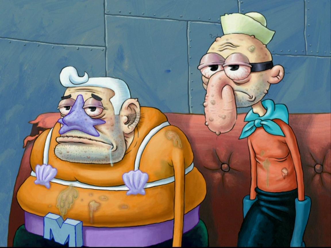Ugly Spongebob Full