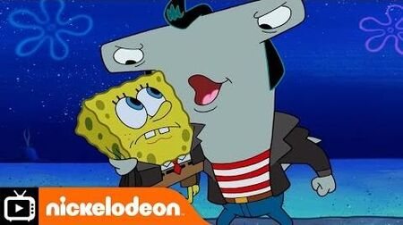 SpongeBob SquarePants - Sharks Nickelodeon