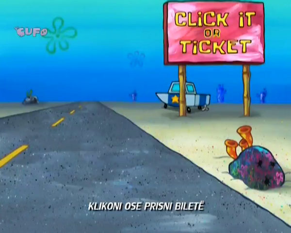 File:S8E2b - Click it or ticket (Albanian).png