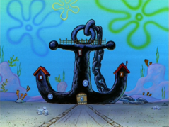 Mr.Krabs' House