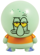Buildable Squidward