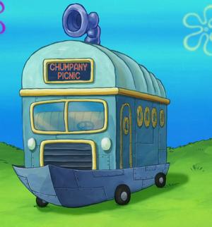 Chumpany Picnic Bus