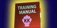 Krusty Krab Training Manual