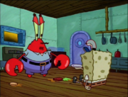 Suds krabs angry splat