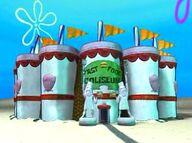 Fast food coliseum