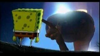 Nick - Spongebob E.T. Commercial Promo