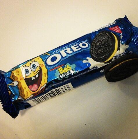 File:SpongeBob SquarePants Oreo Cookies Oreos 2.jpg