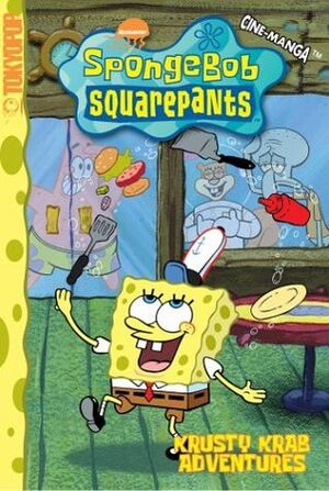 Krusty Krab Adventures Book