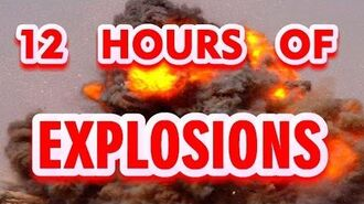 EXPLOSIONS SOUND EFFECTS FOR 12 HOURS