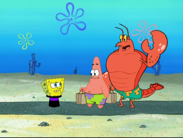 File:Larry the Lobster in You Don't Know Sponge-9.png