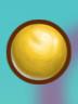 Bubble Blower golden gum ball