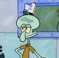 Squidward S10