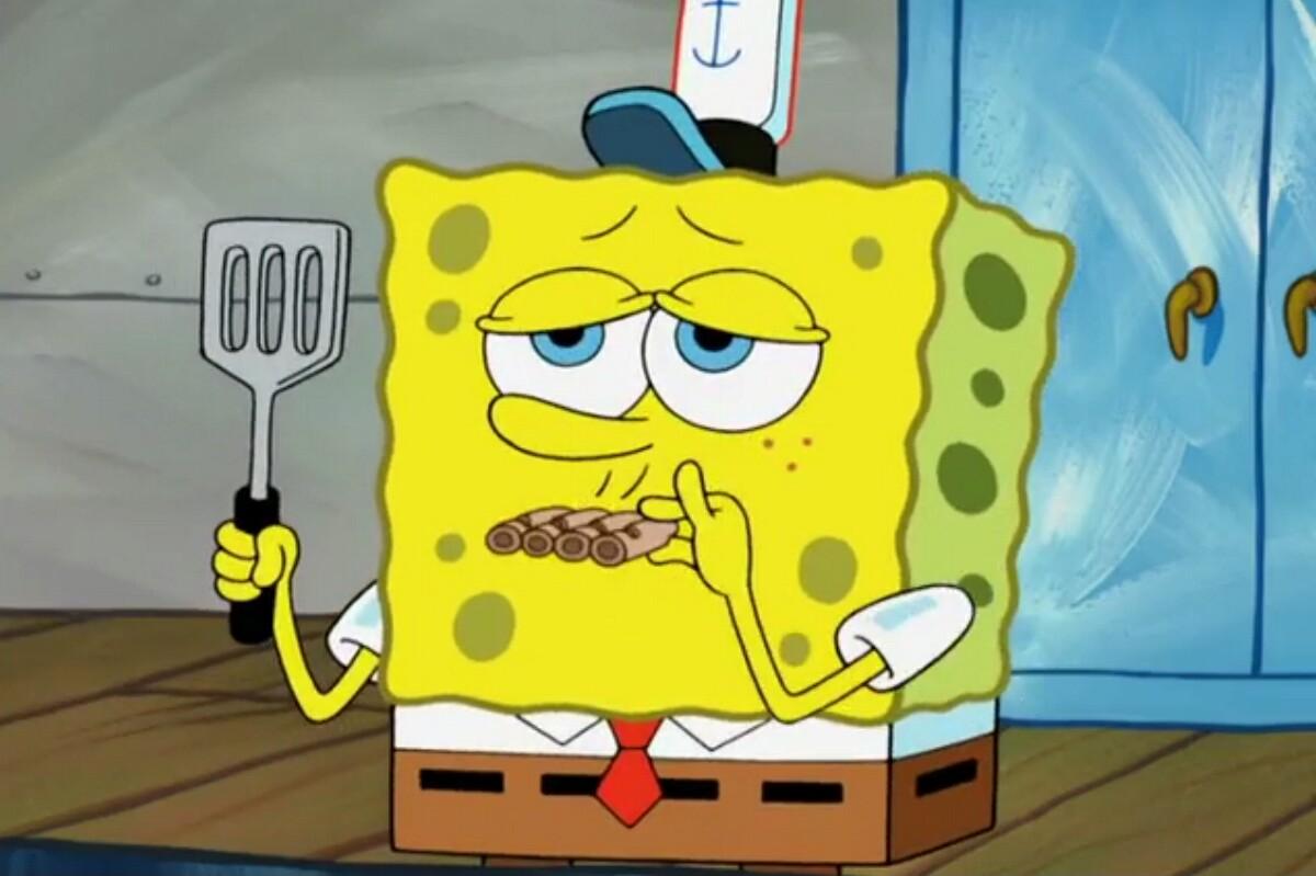 SpongeBob SquarePants (character)/gallery/Sweet and Sour ...