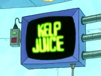 SpongeBob SquarePants Karen the Computer Kelp Juice