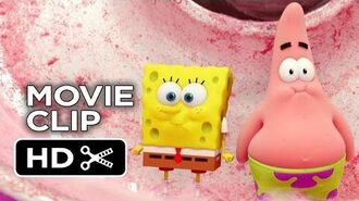 The SpongeBob Movie Sponge Out of Water Clip - Cotton Candy