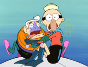 Mermaid Man & Barnacle Boy VI The Motion Picture 145
