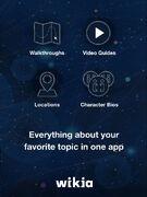 Wikia Fan App for SpongeBob - iPad 1