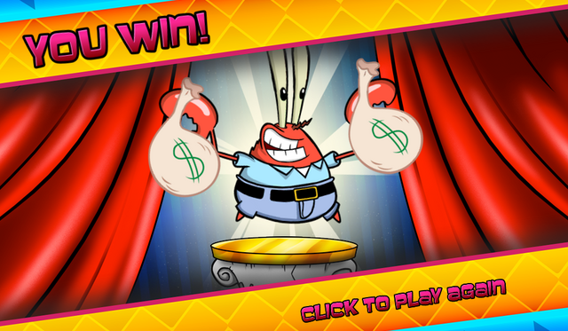 File:Bikini Bottom Brawlers Mr.Krabs you win 2.png