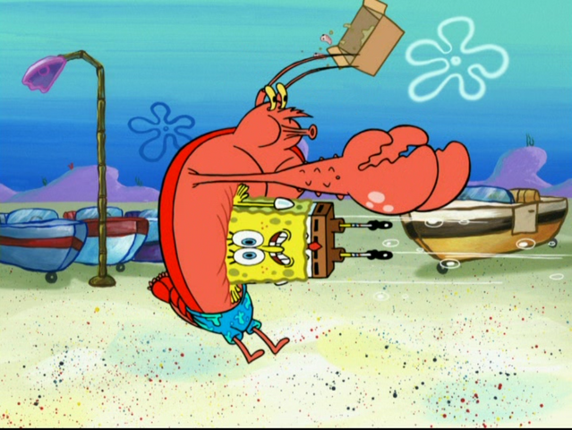 File:Larry the Lobster in Pet or Pests-17.png