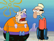 Mermaid Man & Barnacle Boy VI The Motion Picture 119