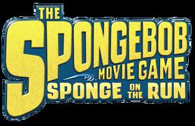 The SpongeBob Movie Game - Sponge On the Run logo