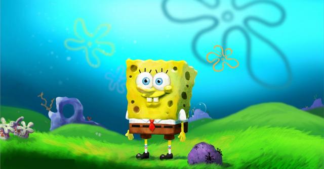 File:SpongeBob Spring Image 3 ChocolateBrownieBoy.png