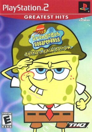 Remarkable, Battle bikini bottom cheat ps2 spongebob squarepants think, that
