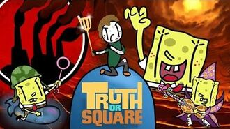 Broccoli Reviews. Spongebob Squarepants Truth or Square and the Heavy Iron Trilogy
