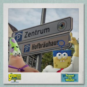 SpongeBob & Patrick Travel the World - Germany 1