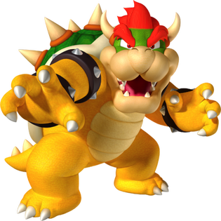 File:Bowser Vector.png